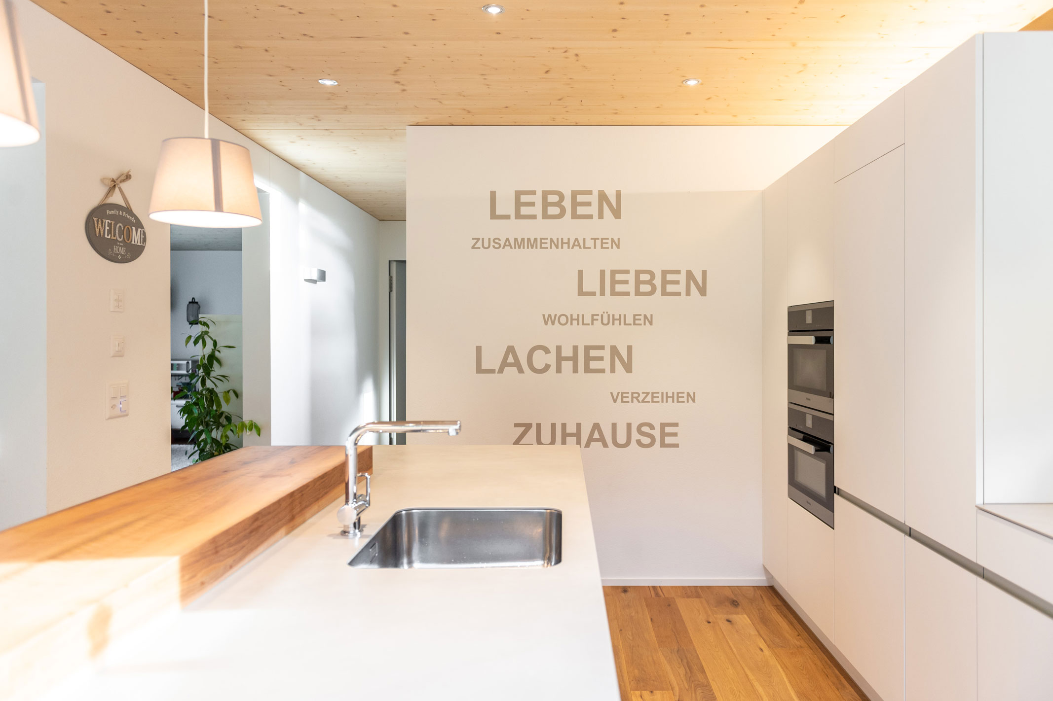 Neubau EFH--Unterschächen | 2016